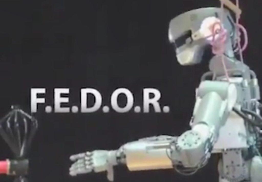Το ρωσικό ρομπότ Fedor ετοιμάζεται να εκτοξευθεί στον Διεθνή Διαστημικό Σταθμό (Video)