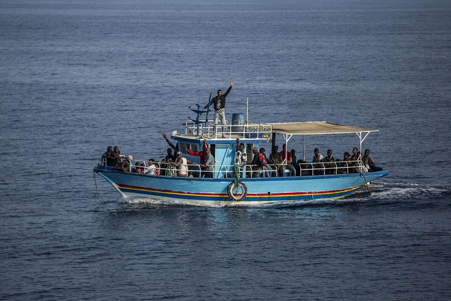 Ιταλία: «Μπλόκο» από τη Δικαιοσύνη σε Σαλβίνι – Επιτρέπει σε πλοίο με μετανάστες να «δέσει» σε λιμάνι