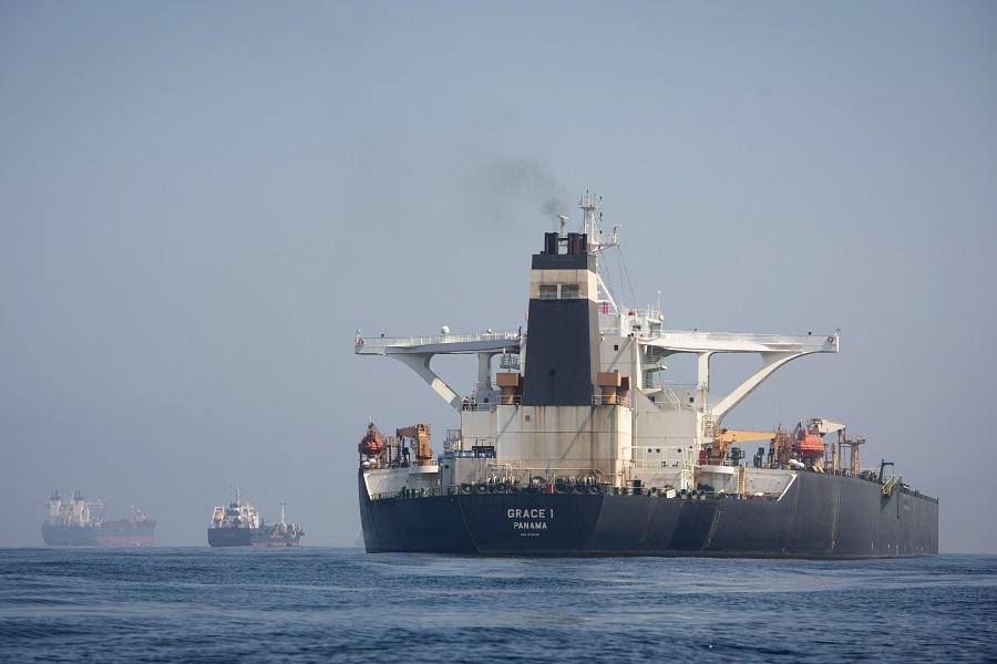 Γιβραλτάρ: Τέλος στην κράτηση του ιρανικού δεξαμενόπλοιου