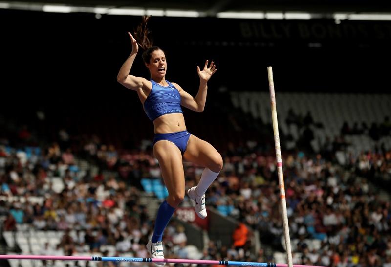 Νικήτρια και στο Diamond League του Μπέρμιγχαμ η Κατερίνα Στεφανίδη με 4.75μ.