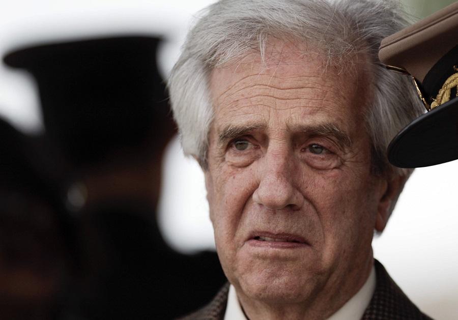 Από καρκίνο του πνεύμονα πάσχει ο πρόεδρος της Ουρουγουάης