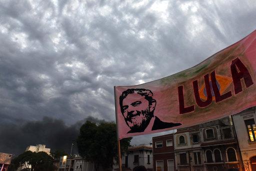 Βραζιλία: «Παράθυρο»… ημιελευθερίας για τον Λούλα στη Βραζιλία