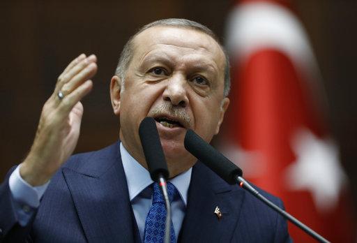 Νέο μήνυμα Ερντογάν σε Κύπρο: Θα μας βρουν απέναντι τους