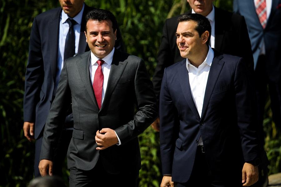 O Aλ. Τσίπρας τη Δευτέρα σε ημερίδα του περιοδικού Economist στη Βόρεια Μακεδονία