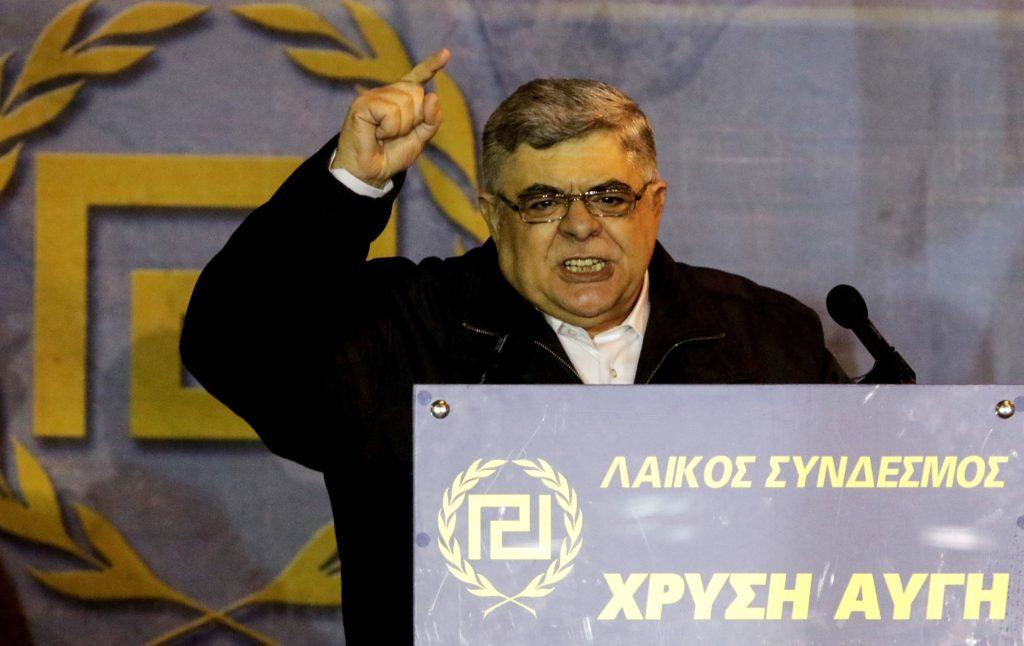 Πόθεν έσχες Μιχαλολιάκου: Δέκα ακίνητα και 130.000€ σε τράπεζες για τον «Φυρερίσκο» της Χρυσής Αυγής