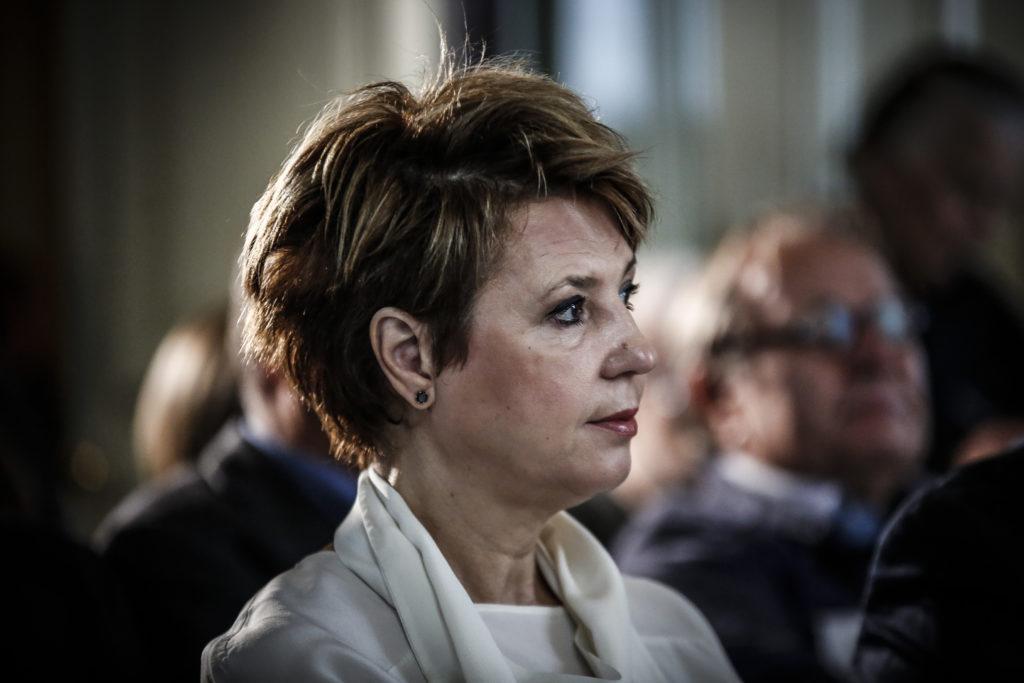 Γεροβασίλη: Στόχος της ΝΔ από την πρώτη στιγμή να τρομοκρατήσει τους εισαγγελείς που ερευνούν το σκάνδαλο Novartis