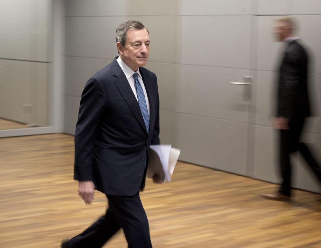Αποκάλυψη Ντράγκι: Η ΕΚΤ δεν είχε ποτέ Plan Β για την Ελλάδα