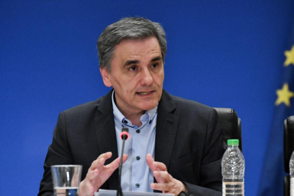 Τσακαλώτος για αποπληρωμή ΔΝΤ: Η εξόφληση είχε  απόλυτα δρομολογηθεί από την προηγούμενη Κυβέρνηση