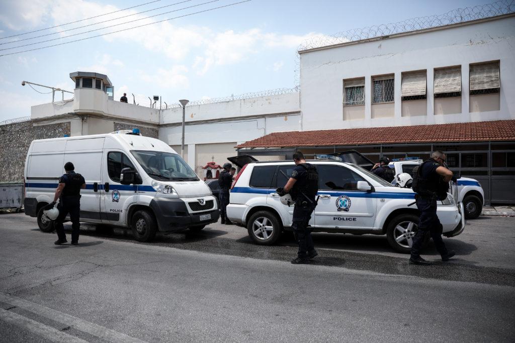 Ισοβίτης βρέθηκε νεκρός στο κελί του στις φυλακές Κορυδαλλού