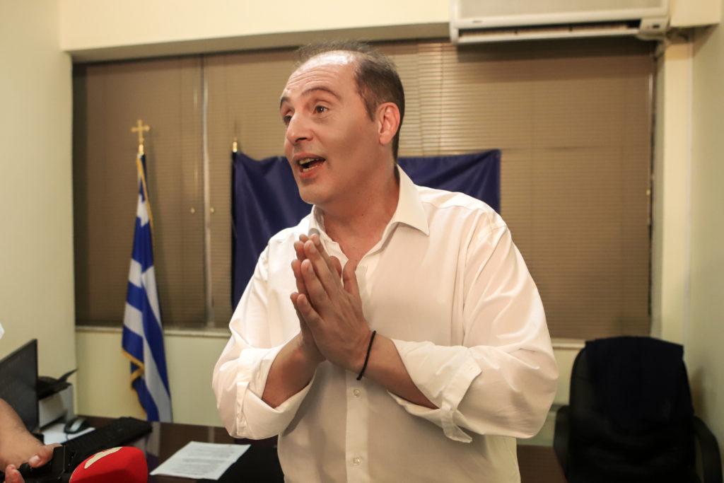 Ο Βελόπουλος το… χαβά του: Επίθεση κατά Τσίπρα για το «ξεπούλημα της Μακεδονίας»