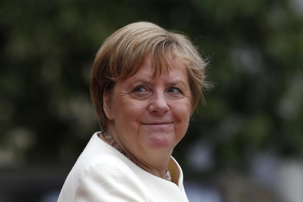 Μέρκελ: Δεν ανησυχώ για τη Βρετανία μετά το Brexit
