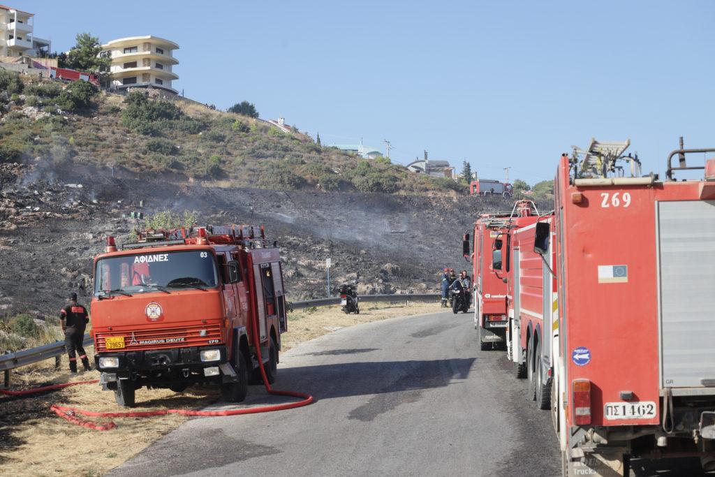 Και το Σάββατο πολύ υψηλός ο κίνδυνος για πυρκαγιά – Ποιες περιοχές είναι στο «κόκκινο»