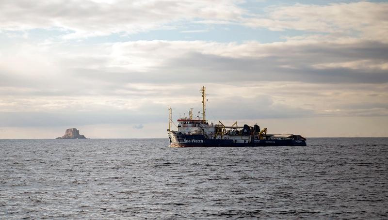 Ο Σαλβίνι απαγόρευσε σε πλοίο της ΜΚΟ Sea-Eye να μπει στα χωρικά ύδατα της Ιταλίας