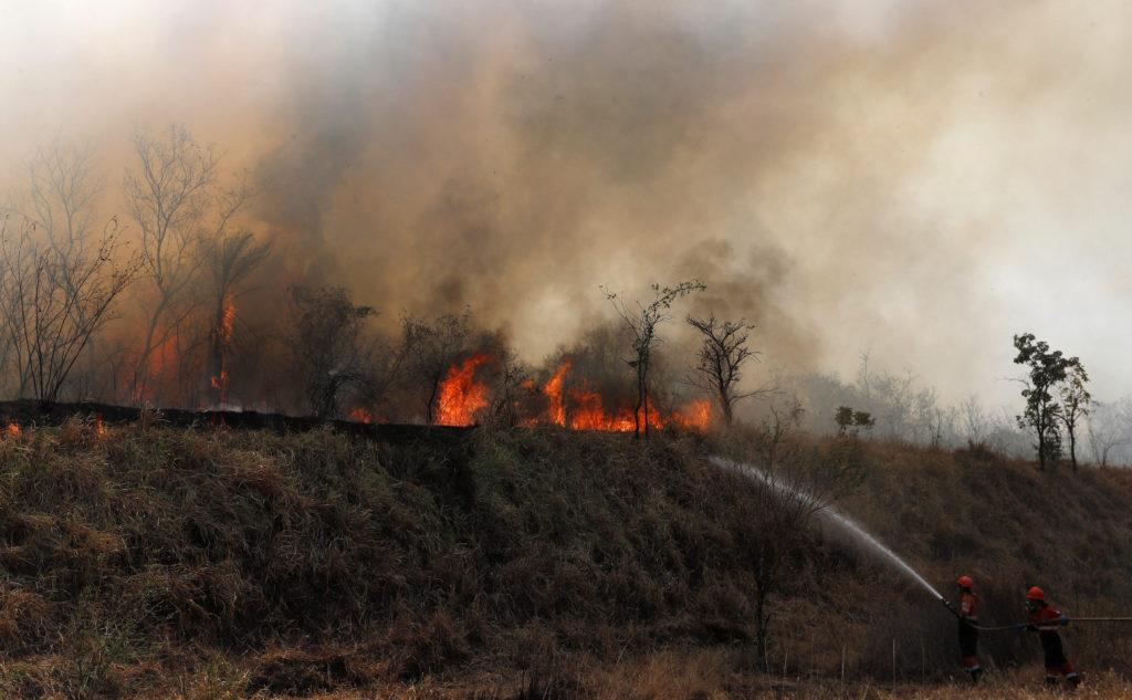 Νεώτερα στοιχεία δείχνουν ότι ο Αμαζόνιος έχει πληγεί φέτος από 131.000 πυρκαγιές