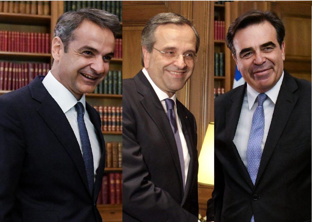 Νέο «χτύπημα» στις σχέσεις Σαμαρά – Μητσοτάκη: Αντιπρόεδρος της Κομισιόν ο Μαργαρίτης Σχοινάς
