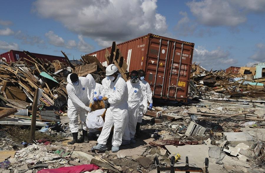 Στους 50 οι νεκροί από τον κυκλώνα Ντόριαν