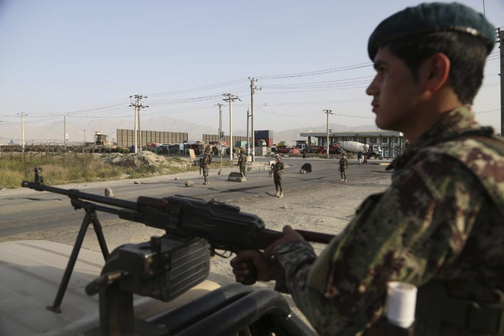 Αφγανιστάν: Έριξαν ρουκέτα στο υπ. Άμυνας