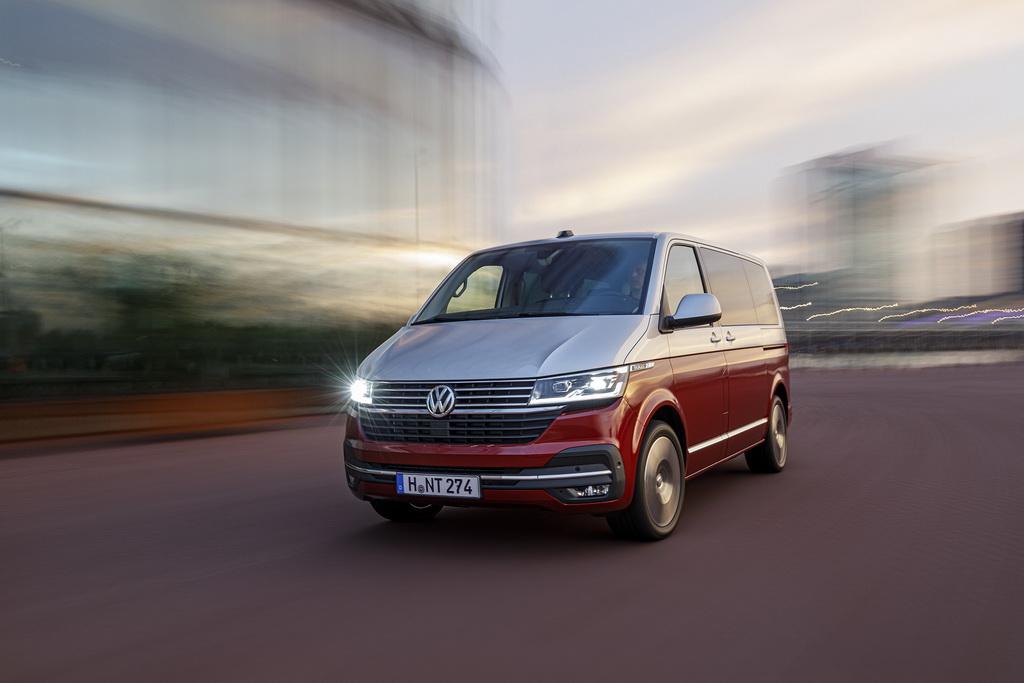 Νέο Volkswagen Transporter 6.1