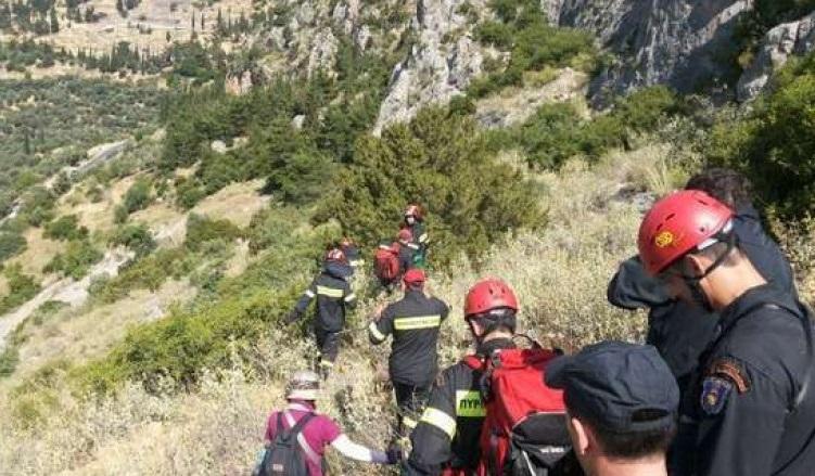 Νεκρός βρέθηκε 26χρονος Βρετανός σε απόκρημνη χαράδρα