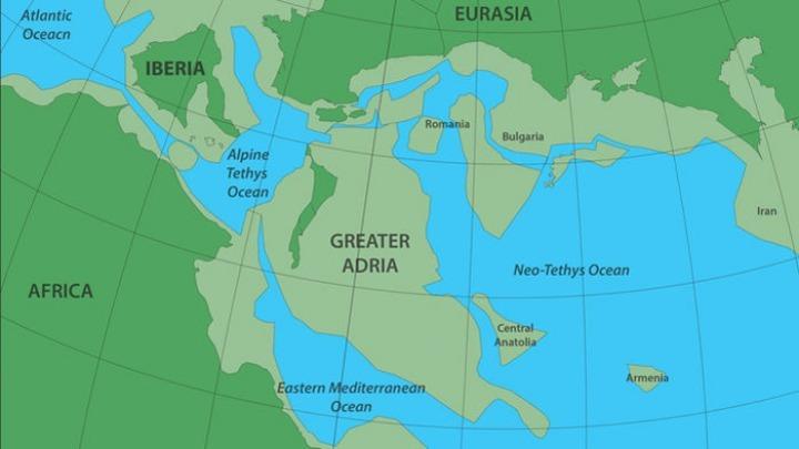 Αδρία: Είναι η χαμένη ήπειρος θαμμένη κάτω από την Ελλάδα και την νότια Ευρώπη;