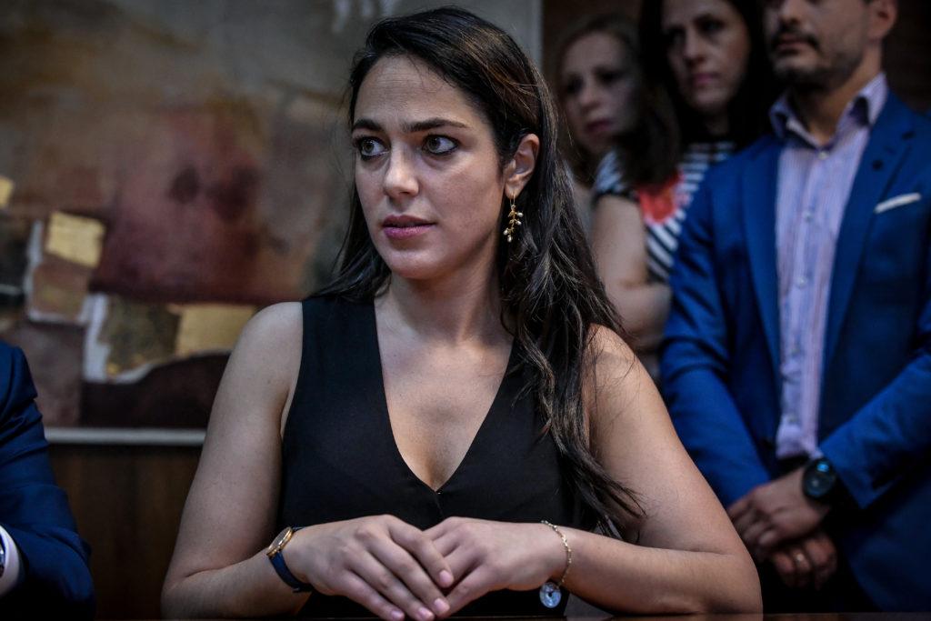 Φωτίου για Δόμνα Μιχαηλίδου: Είτε αγνοεί το χαρτοφυλάκιό της είτε ψεύδεται!