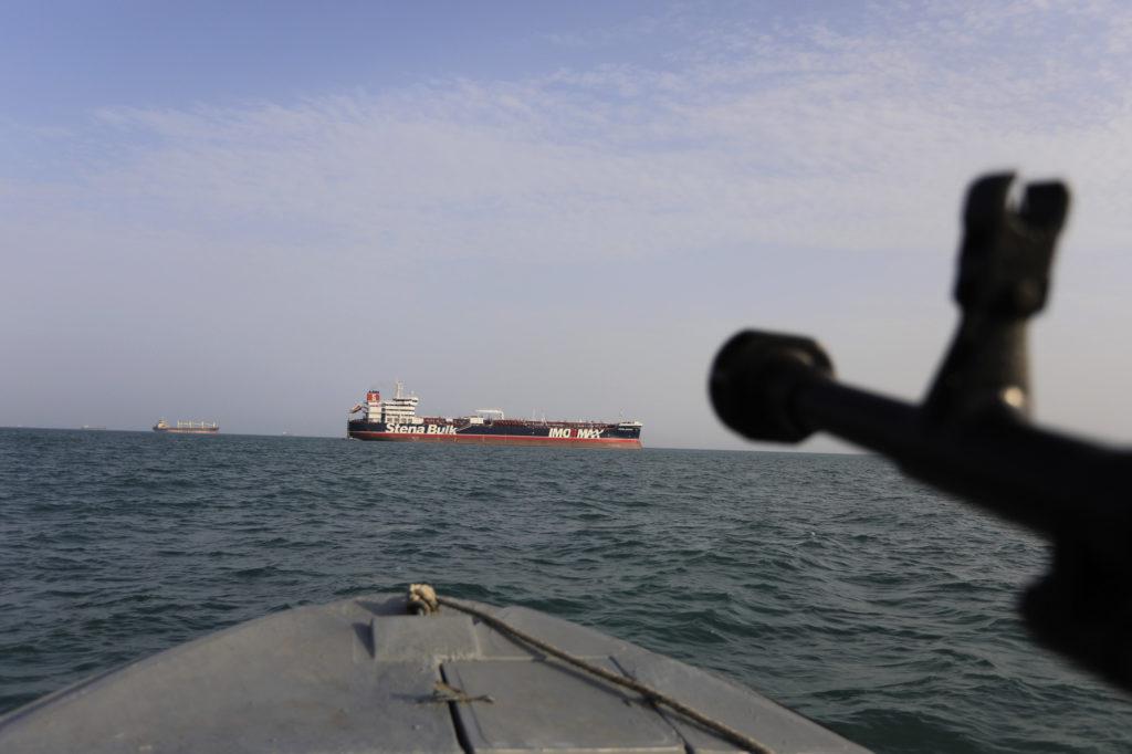 Αυξάνεται η ένταση: Το Ιράν κατέλαβε πλοίο για παράνομη διακίνηση καυσίμου