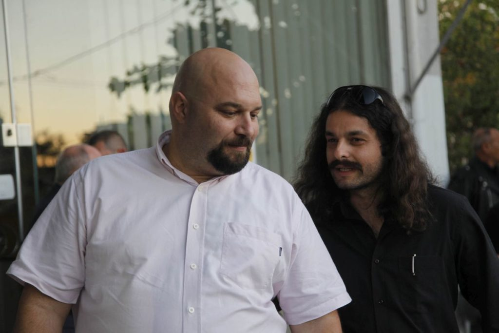 Καταδικάστηκαν Παναγιώταρος – Μπαρμπαρούσης για άσκοπους πυροβολισμούς