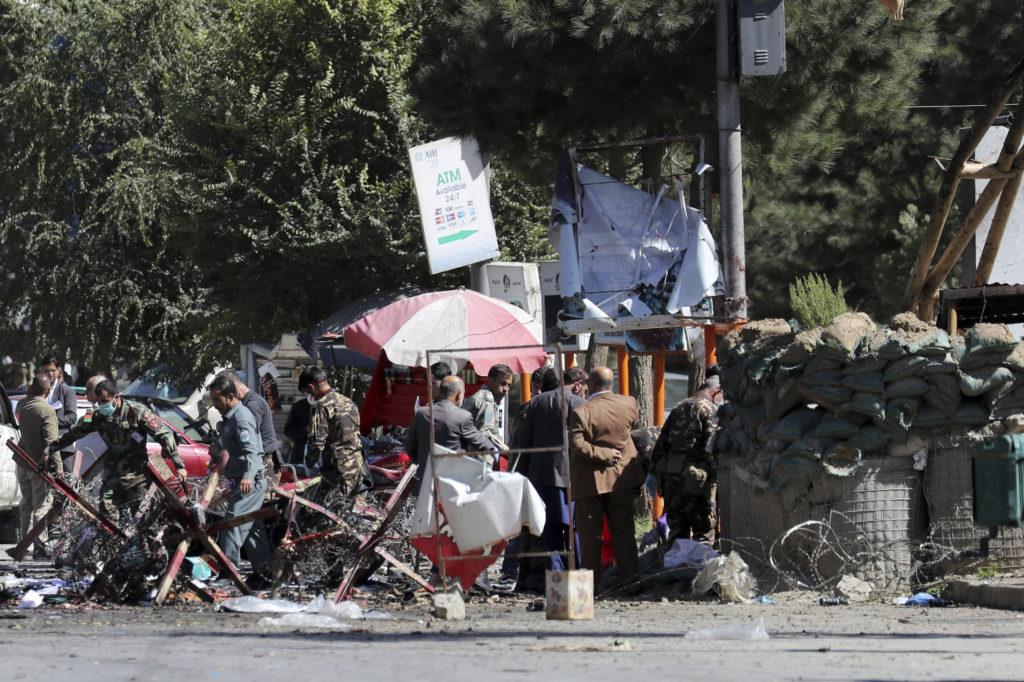 Αφγανιστάν: Οι Ταλιμπάν ανέλαβαν την ευθύνη για τις δύο επιθέσεις αυτοκτονίας – Στους 46 οι νεκροί