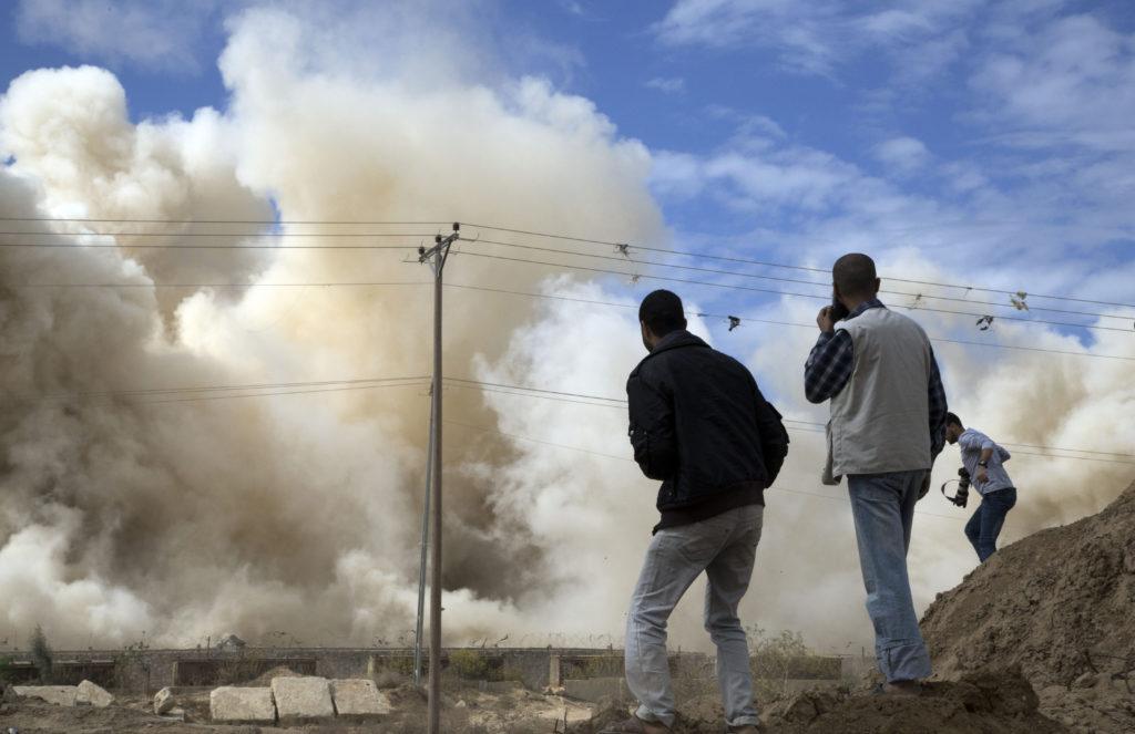Ολλανδο-παλαιστίνιος ζητά αποζημίωση για εγκλήματα πολέμου στη Γάζα το 2014