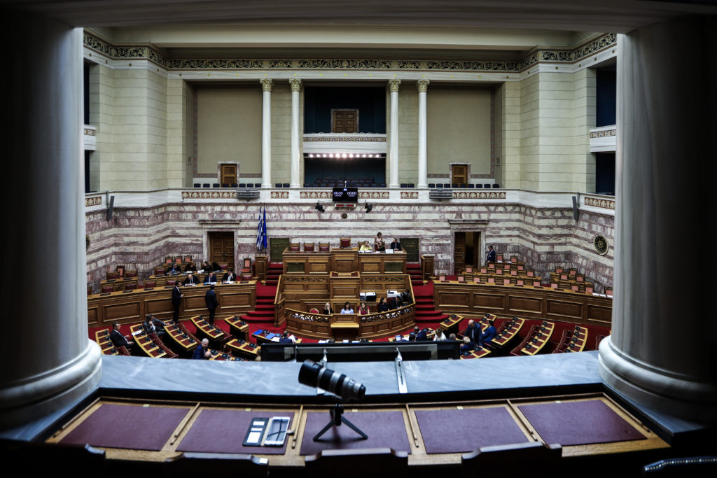 Χωρίς αξιολόγηση διαβιβάστηκε η δικογραφία Τσίπρα – Παπαγγελόπουλου στη Βουλή