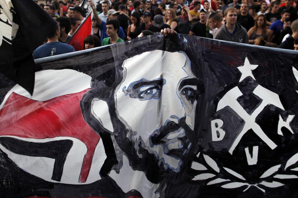 ΣΥΡΙΖΑ: Η θυσία του Killah P. δεν μπορεί να ξεχαστεί