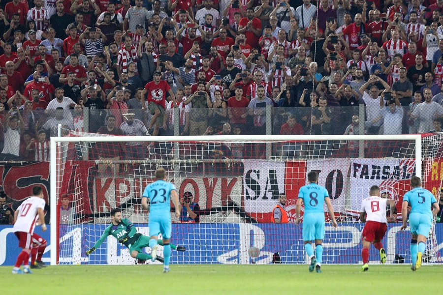 UEFA: Η Ελλάδα πλησιάζει στην 14η θέση την Δανία!