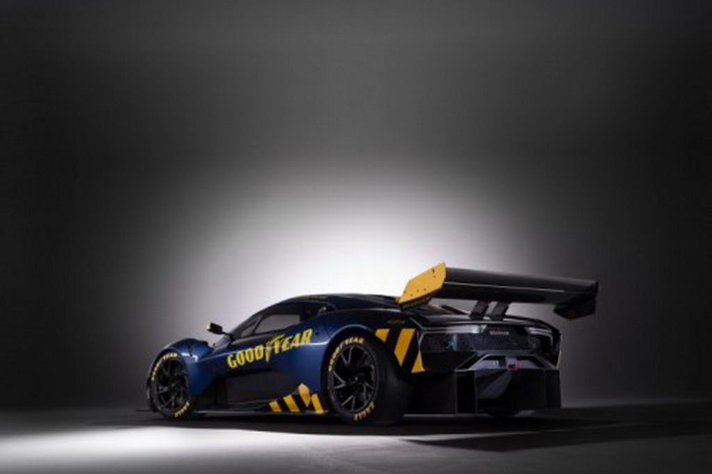 Συνεργασία Goodyear και Brabham Automotive