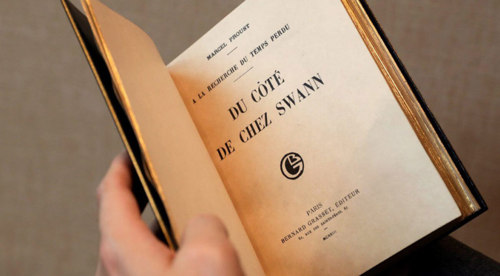 Σε δημοπρασία βγαίνουν επιστολές του Μαρσέλ Προυστ