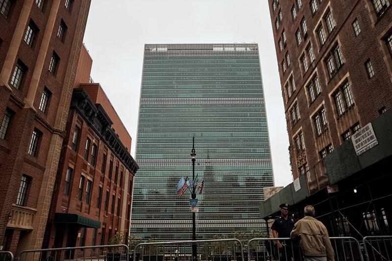 Νέα Υόρκη: 193 ηλιακά πάνελ εγκαταστάθηκαν στo κτίριο του ΟΗΕ και θα καλύπτουν μέρος των ενεργειακών του αναγκών