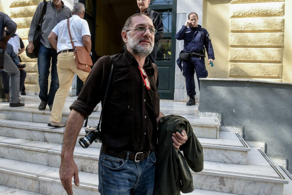 Αθώος ο φωτορεπόρτερ Αλέξανδρος Σταματίου