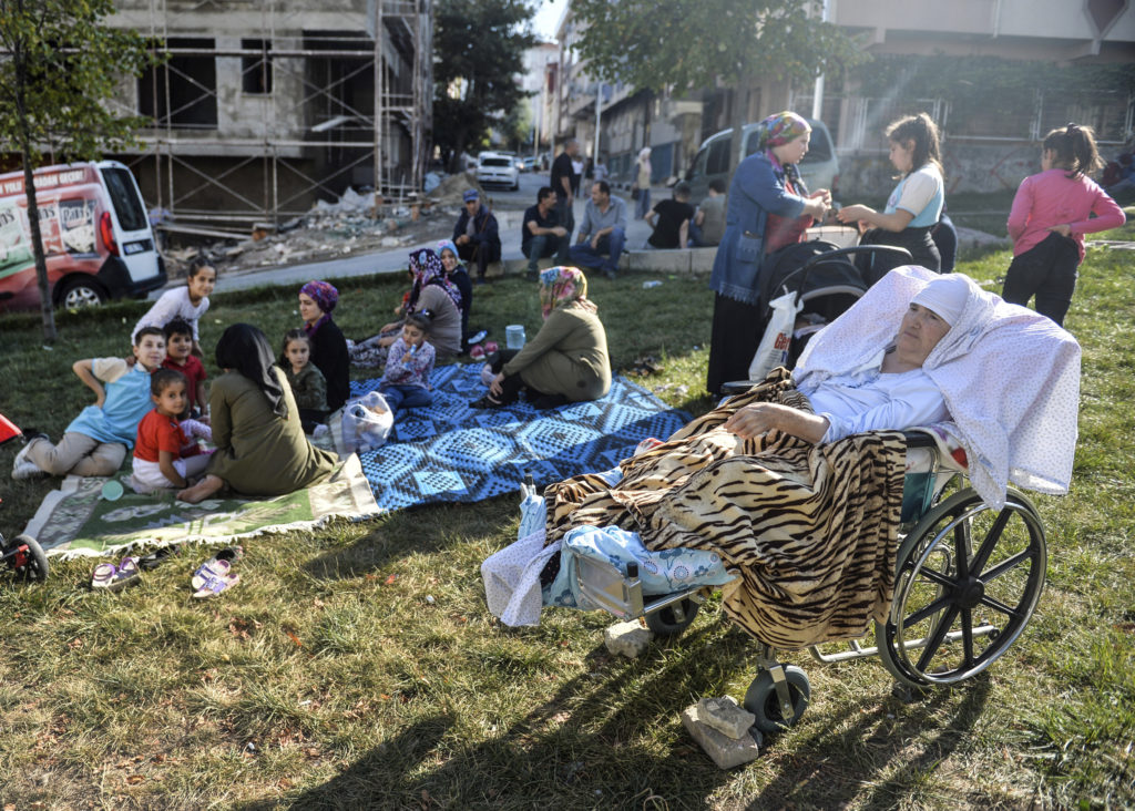Λέκκας: Φοβόμαστε σεισμό 7 Ρίχτερ στην Κωνσταντινούπολη τα επόμενα χρόνια (Video)