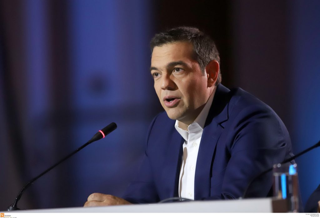 Ομιλία Τσίπρα σήμερα στην Κεντρική Επιτροπή του ΣΥΡΙΖΑ