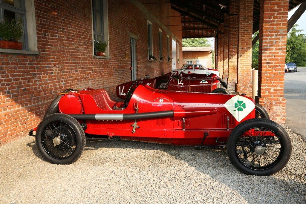 Έτσι δημιουργήθηκε το λογότυπο Alfa Romeo Quadrifoglio Verde