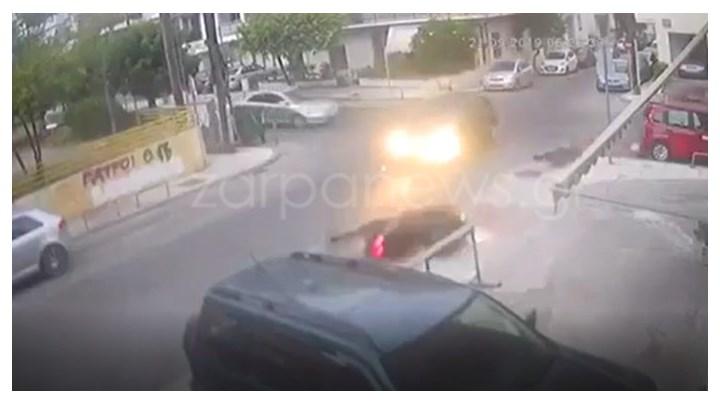Κρήτη: Συνελήφθη ο οδηγός του ΙΧ που παρέσυρε μηχανή με δύο αναβάτες και τους εγκατέλειψε