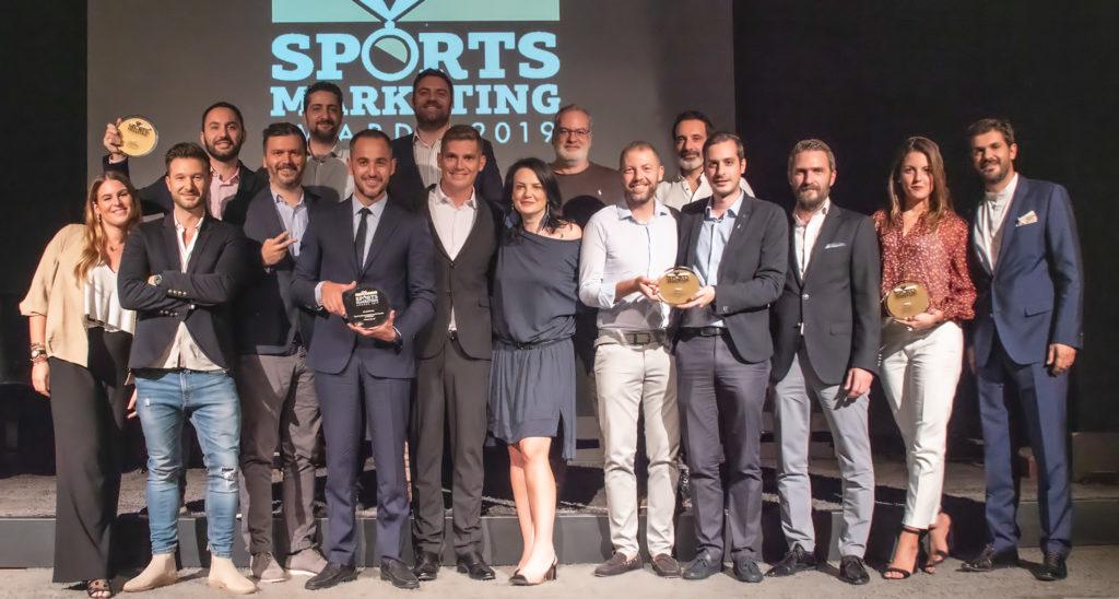 Στην κορυφή των Sports Marketing Awards η Stoiximan με 6 σημαντικές διακρίσεις για την συμβολή της στον Ελληνικό Αθλητισμό
