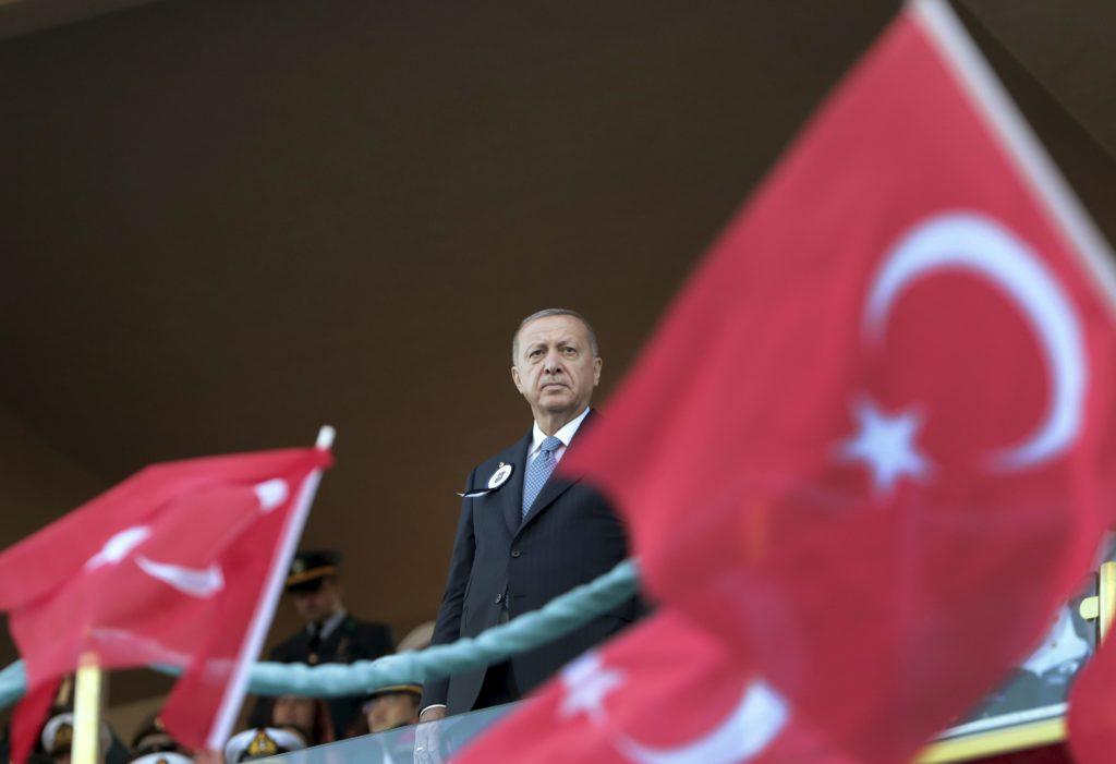 2.462 Τούρκοι καταδικάστηκαν το 2018 για «προσβολή του προέδρου Ερντογάν»