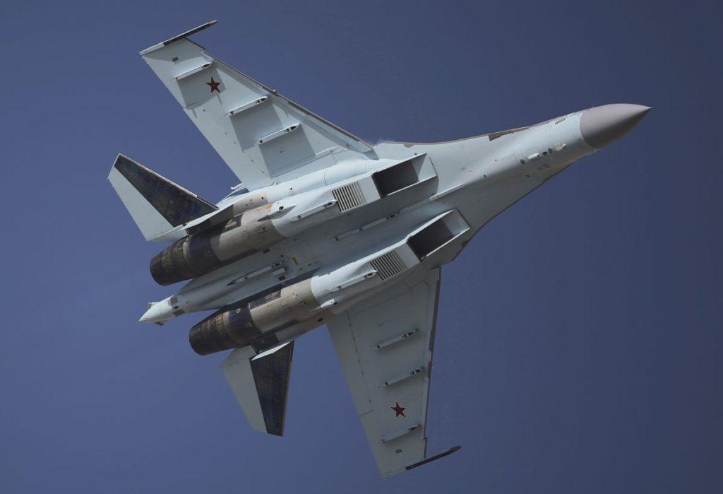 Μετά τους S-400, Μόσχα και Άγκυρα βάζουν στο… τραπέζι και τα Su-35