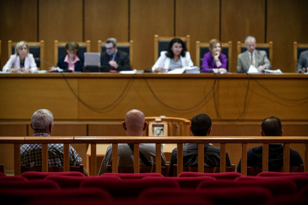 Δίκη Χρυσής Αυγής: Ξεκινούν οι απολογίες των πρώην βουλευτών