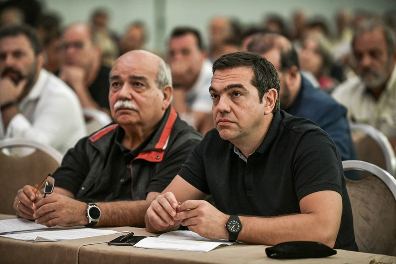 ΣΥΡΙΖΑ Κεντρική Επιτροπή: Χωρίς ούτε ένα «κατά» εγκρίθηκε η Πολιτική Διακήρυξη