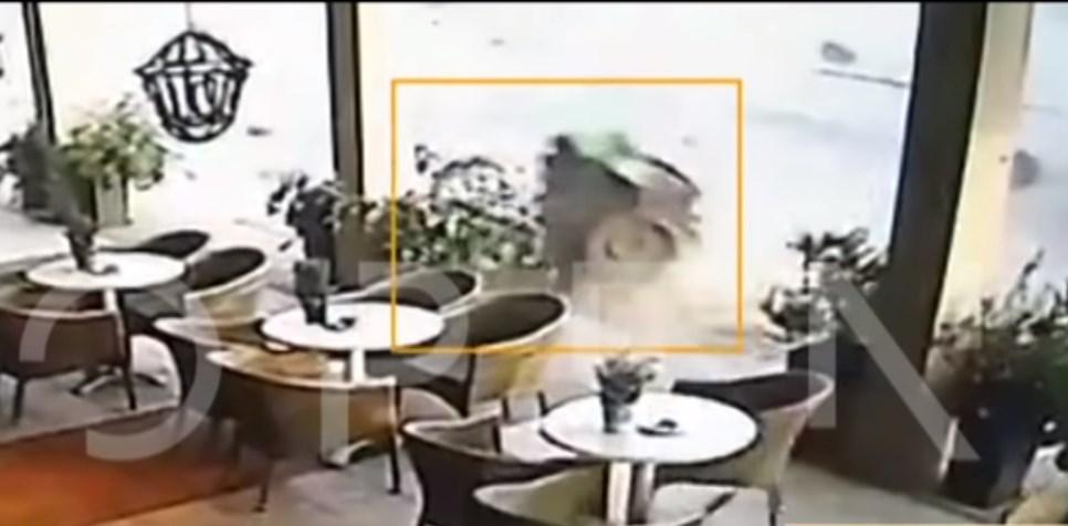 Βίντεο-ντοκουμέντο δείχνει τη σφοδρότητα του τροχαίου δυστυχήματος στη Θεσσαλονίκη