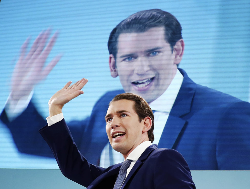 Αυστρία: Εκλογικός θρίαμβος συντηρητικού Κουρτς, μεγάλη πτώση για ακροδεξιά και σοσιαλδημοκράτες