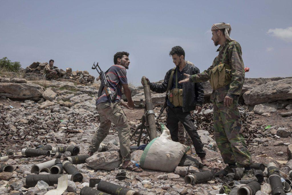 Βίντεο των Χούτι αποκαλύπτει πανωλεθρία του κυβερνητικού στρατού της Υεμένης