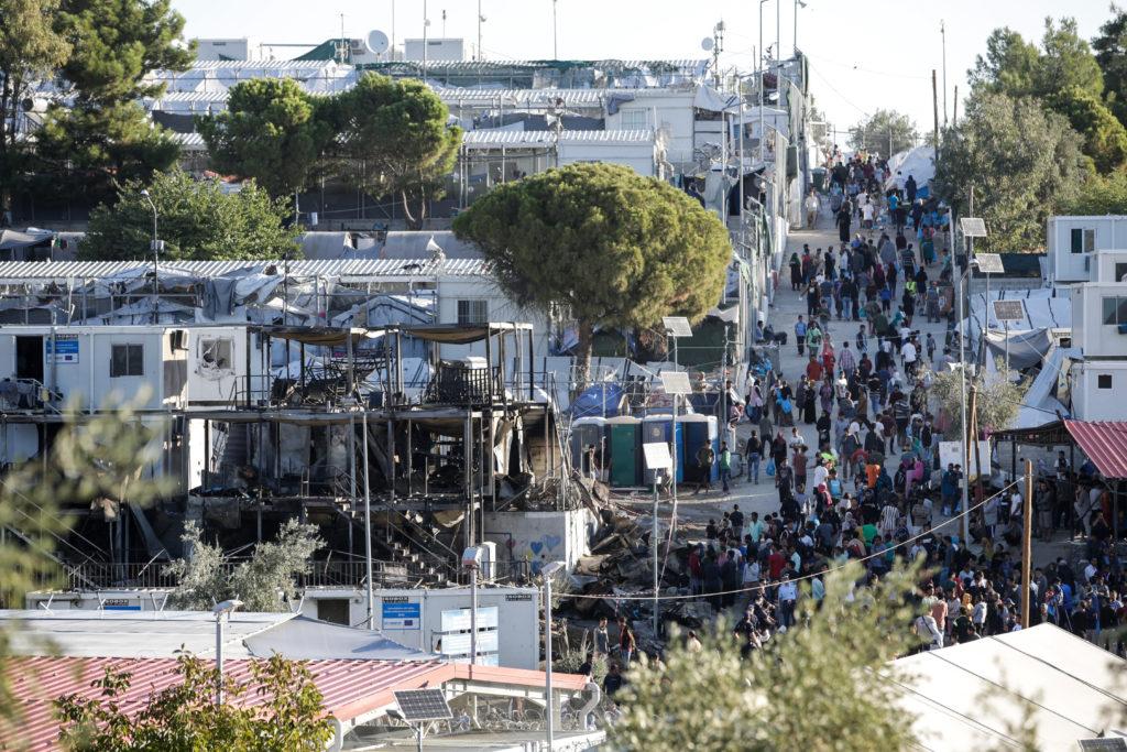 Τραγωδία στη Μόρια: Δεν υπάρχει νεκρό βρέφος, λέει το υπουργείο Υγείας – Μια γυναίκα νεκρή