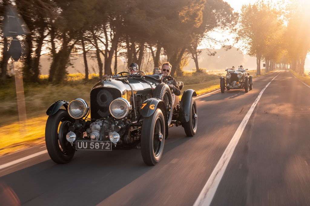 Η Bentley προχωρά στην αναγέννηση του Blower 1929
